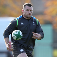 Leaner, lighter, faster, keener Healy reaching 'for new heights' in number 1 jersey