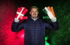 'I actually think we are the more physical side': Schmeichel unconcerned by Irish toughness