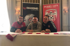 Promising Ireland U21 and former Aston Villa midfielder links up with Derry City