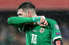 Northern Ireland's World Cup hopes dealt blow as controversial penalty gives Switzerland the edge
