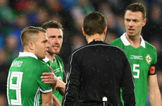 Northern Ireland boss O'Neill slams referee after 'staggering' penalty decision