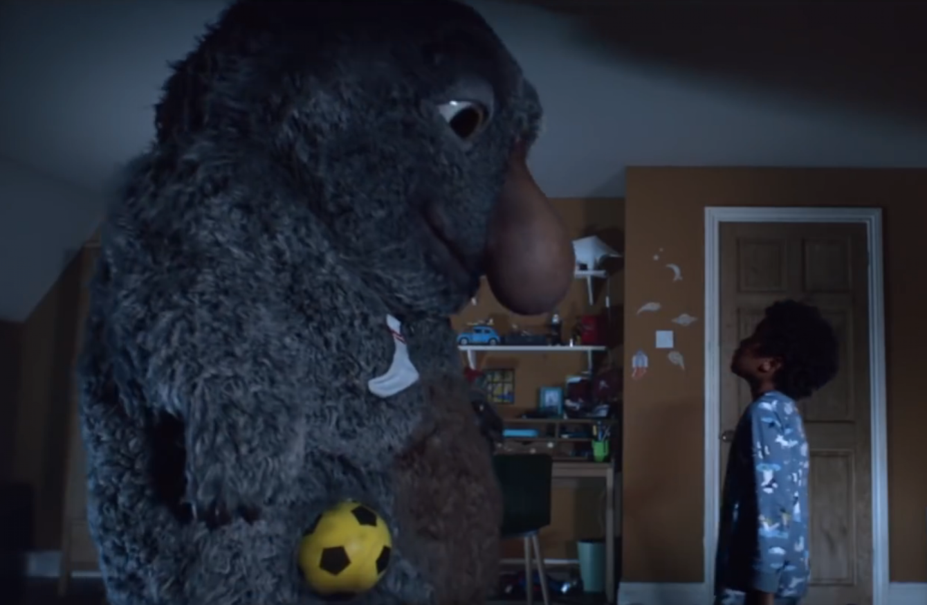 The John Lewis Christmas ad is here, starring Moz the Monster