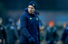 Leinster's Adam Griggs named as new Ireland Women's XV head coach