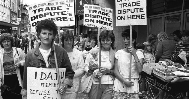 'Still to this day I always say I would do it again': How a 21-year-old Dunnes Stores worker stood up against apartheid