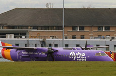 Plane forced into emergency landing at Belfast Airport due to faulty nose gear