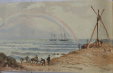The artist who captured Ireland in the 1800s with thousands of watercolours