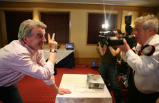 The story of Ryanair's turbulent year... in 12 photos of Michael O'Leary acting the maggot