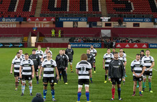 Donncha O'Callaghan leads Anthony Foley tribute as Baa-Baas earn Thomond win
