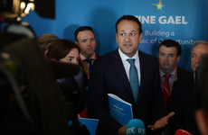 Leo Varadkar: 'Ireland has one of the lowest levels of homelessness'