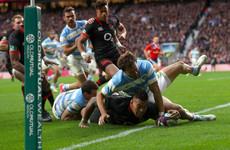 England see off Pumas in scrappy opener
