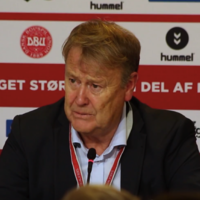 Denmark boss irked by question about the poor quality of tonight's game