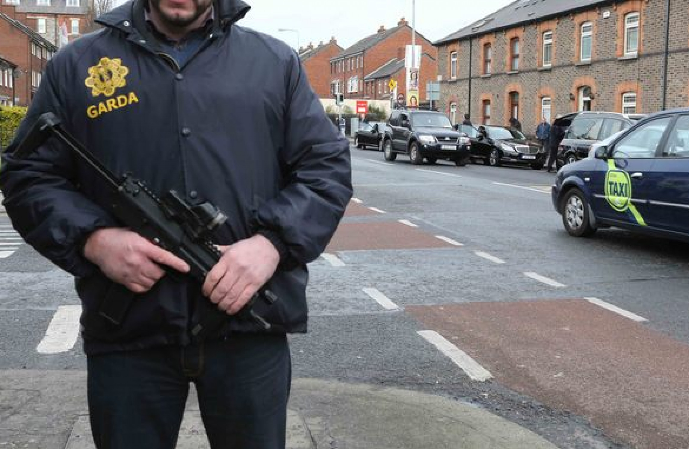 Four due in court over Dublin firearms seizure