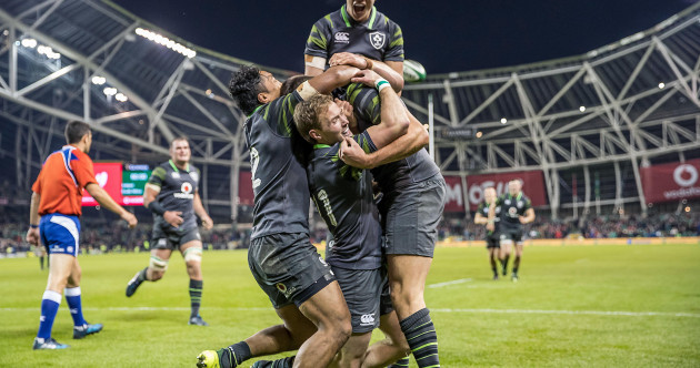 Room for improvement, but Ireland's demolition of 'Boks leaves huge ground for optimism
