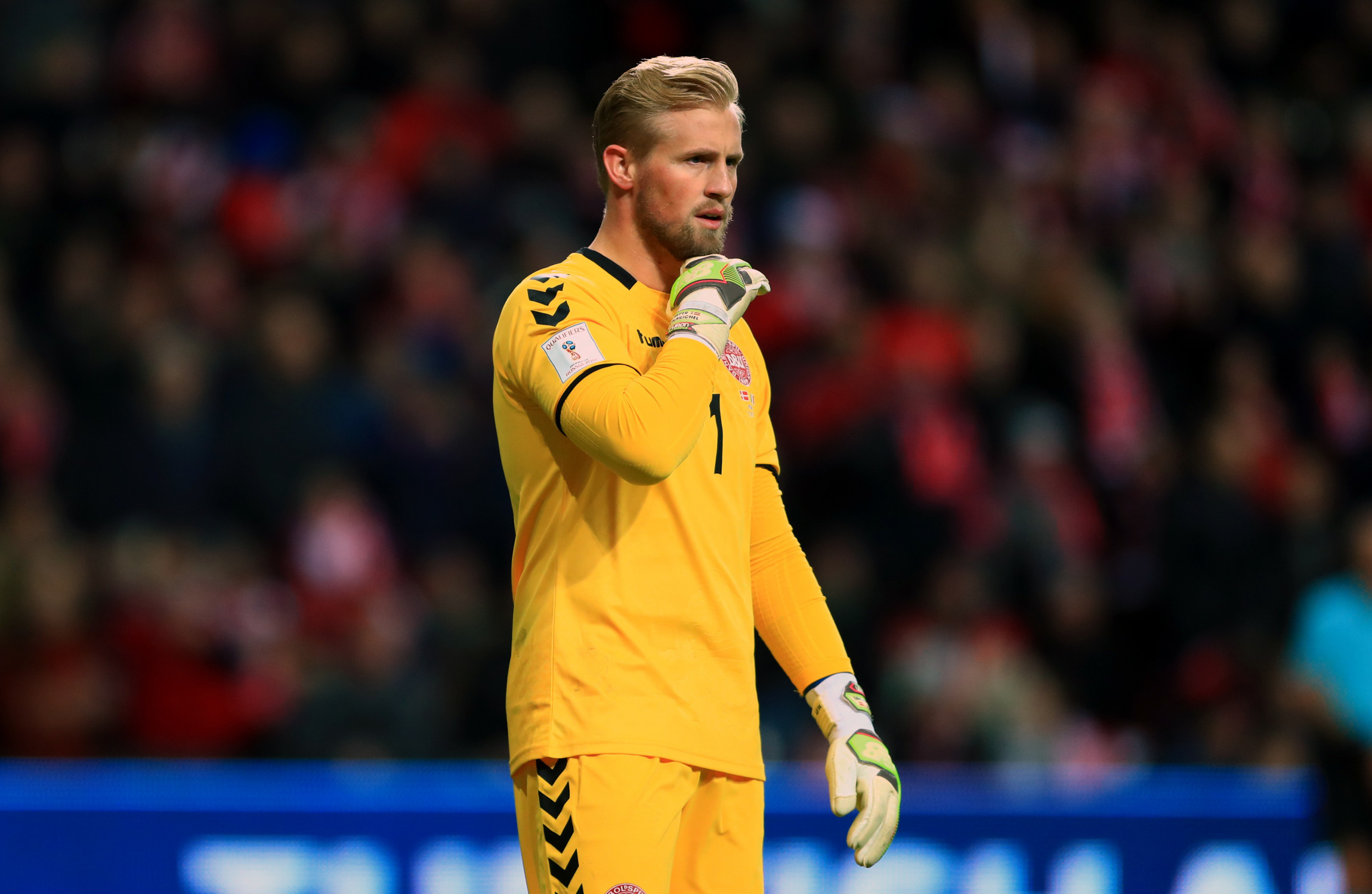 It reminded me of the old days in League Two Schmeichel