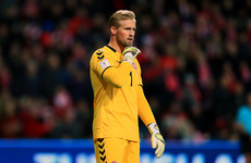'It reminded me of the old days in League Two': Schmeichel unimpressed with Copenhagen pitch