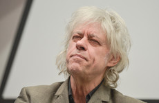 Do you think Bob Geldof is right to return his Freedom of Dublin award?