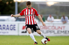 Cork City's recruitment drive continues with the capture of Candystripes defender