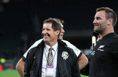 O'Gara to the Crusaders a 'win-win' for all involved - Deans