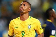 Gabriel Jesus is Brazil's 'new Ronaldo' - Dani Alves
