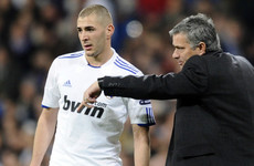 Benzema demanded respect from Mourinho in hour-long showdown