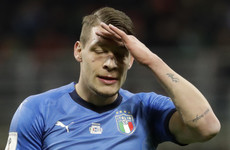 'It is over. Apocalypse, tragedy, catastrophe' - Italy's press react to World Cup exit