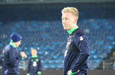 Everton starlet aiming to help Ireland's youngsters maintain unbeaten run