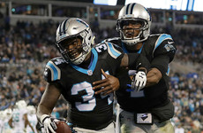 Newton stars as Panthers beat Dolphins