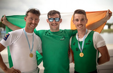 The man behind Ireland's success has been shortlisted for World Rowing Coach of the Year