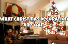 What Christmas Decoration Are You?