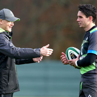 Big-stage kicking priceless exposure for Joey Carbery