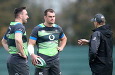 Opportunity knocks for squad members but Schmidt demands the same high standards