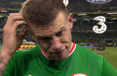 The whole country felt for James McClean after he gave this emotional interview to RTÉ last night