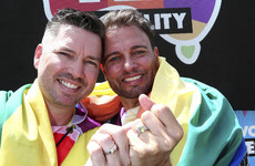 'This means everything': Massive celebrations as Australians vote for same-sex marriage