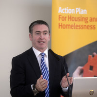 Coverage of homelessness crisis 'damaging to Ireland's reputation' - minister