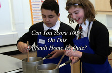 Can You Score 100% On This Difficult Home Ec Quiz?