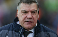 Big Sam rules himself out of Everton job after delay in making him an offer