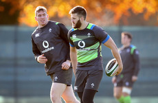 Chris Farrell to make Ireland debut as Schmidt makes 13 changes for Fiji