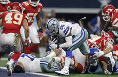After a 13-month investigation and 3 months of appeals, Zeke Elliott finally accepts his suspension