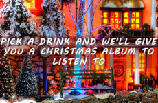 Pick A Drink And We'll Give You A Christmas Album To Listen To