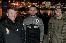 'Canelo is going to be ringside in Belfast, but he'll be leaving disappointed'