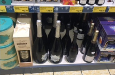 Aldi are now selling 3 litre bottles of Prosecco in Ireland