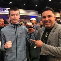 Monaghan's teenage boxing sensation to make pro debut at Madison Square Garden