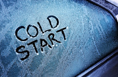 It's a frosty, frosty morning out there. Take care on the roads now