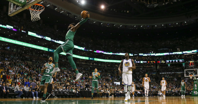 Celtics stretch winning streak to 14 games after epic comeback against Golden State