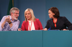 'Sinn Féin are willing and able to be part of government'