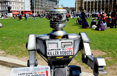 Call for ban on 'killer robots' - but are they really on the way?