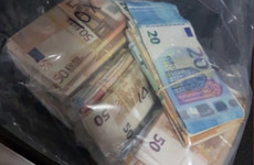 Gardaí release pictures of cash and drugs seized from massive Irish-Dutch operation