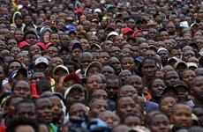 Robert Mugabe under pressure as Zimbabwe set for mass protests