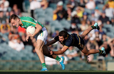 Controlled second-half sees Australia defeat Ireland to claim Cormac McAnallen Cup