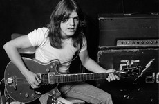 AC/DC co-founder and guitarist Malcolm Young dies, aged 64
